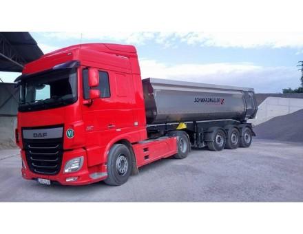 Cestná nákladná stavebná doprava Žilina