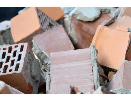 Ponúkame možnosť uskladnenia stavebného odpadu