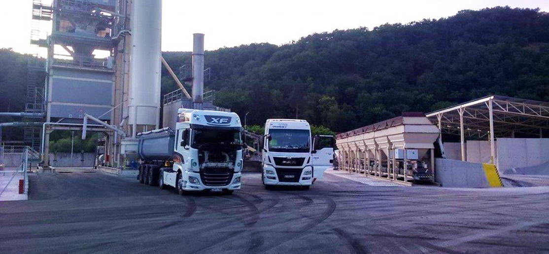 Cestná stavebná nákladná doprava Žilina